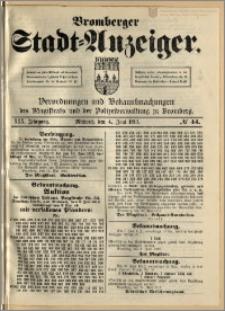 Bromberger Stadt-Anzeiger, J. 30, 1913, nr 44