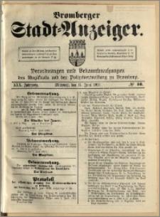 Bromberger Stadt-Anzeiger, J. 30, 1913, nr 46