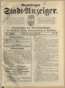 Bromberger Stadt-Anzeiger, J. 30, 1913, nr 47