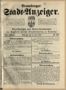 Bromberger Stadt-Anzeiger, J. 30, 1913, nr 48