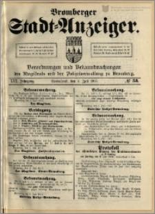 Bromberger Stadt-Anzeiger, J. 30, 1913, nr 53