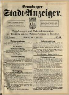 Bromberger Stadt-Anzeiger, J. 30, 1913, nr 54