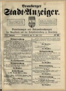 Bromberger Stadt-Anzeiger, J. 30, 1913, nr 55