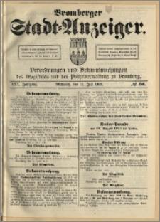 Bromberger Stadt-Anzeiger, J. 30, 1913, nr 56