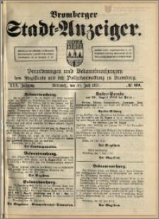 Bromberger Stadt-Anzeiger, J. 30, 1913, nr 60