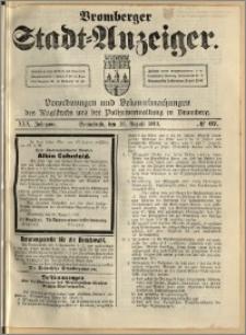 Bromberger Stadt-Anzeiger, J. 30, 1913, nr 67
