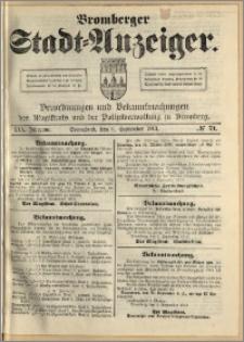 Bromberger Stadt-Anzeiger, J. 30, 1913, nr 71