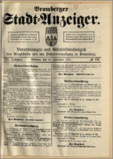 Bromberger Stadt-Anzeiger, J. 30, 1913, nr 72