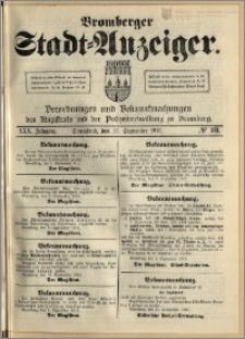 Bromberger Stadt-Anzeiger, J. 30, 1913, nr 73