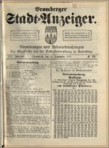Bromberger Stadt-Anzeiger, J. 30, 1913, nr 75