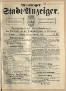 Bromberger Stadt-Anzeiger, J. 30, 1913, nr 76