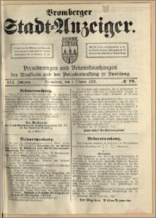 Bromberger Stadt-Anzeiger, J. 30, 1913, nr 79