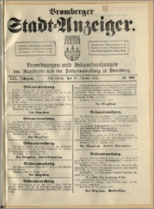 Bromberger Stadt-Anzeiger, J. 30, 1913, nr 83
