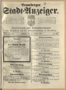 Bromberger Stadt-Anzeiger, J. 30, 1913, nr 84