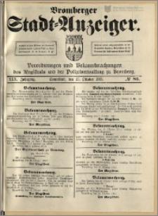 Bromberger Stadt-Anzeiger, J. 30, 1913, nr 85