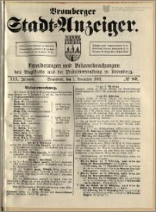 Bromberger Stadt-Anzeiger, J. 30, 1913, nr 87