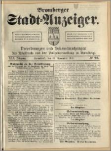 Bromberger Stadt-Anzeiger, J. 30, 1913, nr 93