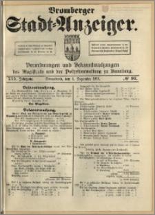 Bromberger Stadt-Anzeiger, J. 30, 1913, nr 97