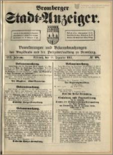 Bromberger Stadt-Anzeiger, J. 30, 1913, nr 98