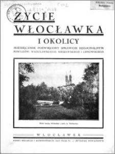 Życie Włocławka i Okolicy 1930, Styczeń, nr 1