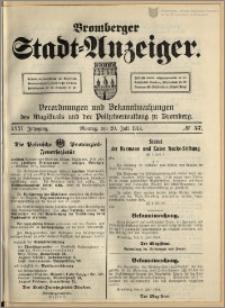 Bromberger Stadt-Anzeiger, J. 31, 1914, nr 57