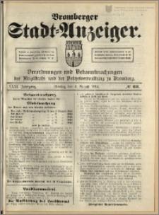 Bromberger Stadt-Anzeiger, J. 31, 1914, nr 63