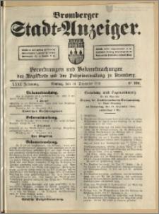 Bromberger Stadt-Anzeiger, J. 31, 1914, nr 101