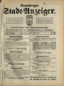 Bromberger Stadt-Anzeiger, J. 32, 1915, nr 60