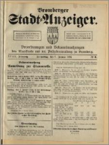 Bromberger Stadt-Anzeiger, J. 33, 1916, nr 2