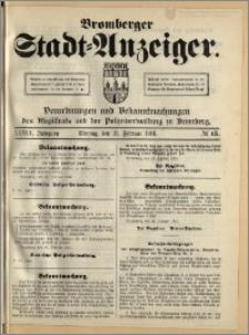 Bromberger Stadt-Anzeiger, J. 33, 1916, nr 15