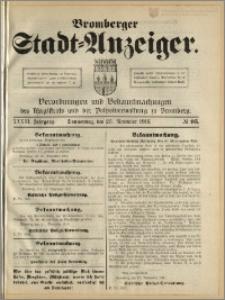 Bromberger Stadt-Anzeiger, J. 33, 1916, nr 95