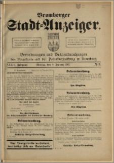 Bromberger Stadt-Anzeiger, J. 34, 1917, nr 3