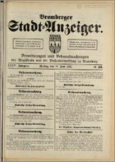 Bromberger Stadt-Anzeiger, J. 34, 1917, nr 49