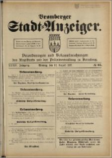 Bromberger Stadt-Anzeiger, J. 34, 1917, nr 65