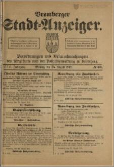 Bromberger Stadt-Anzeiger, J. 36, 1919, nr 66