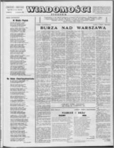 Wiadomości, R. 8 nr 14/15 (366/367), 1953