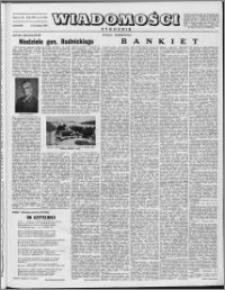 Wiadomości, R. 8 nr 16 (368), 1953
