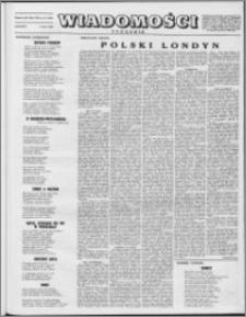 Wiadomości, R. 8 nr 18 (370), 1953