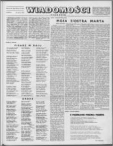 Wiadomości, R. 8 nr 24 (376), 1953