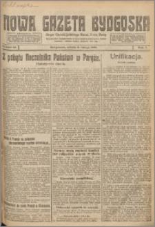 Nowa Gazeta Bydgoska. Organ Chrzescijańskiego Narodowego Stronnictwa Pracy 1921.02.05 R.1 nr 29