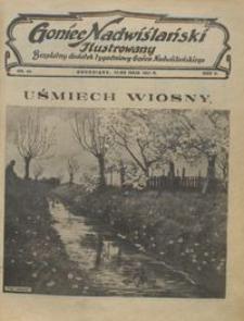Goniec Nadwiślański Ilustrowany : bezpłatny dodatek tygodniowy Gońca Ndwiślańskiego 1931.05.17 R.5 nr 20