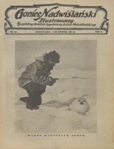 Goniec Nadwiślański Ilustrowany : bezpłatny dodatek tygodniowy Gońca Ndwiślańskiego 1931.08.09 R.5 nr 32