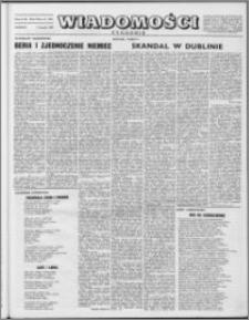 Wiadomości, R. 8 nr 31 (383), 1953