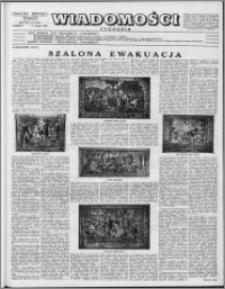 Wiadomości, R. 8 nr 32 (384), 1953