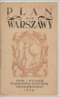 Plan m. st. Warszawy