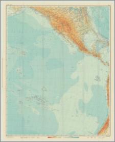 Stiller Ozean : Ostblatt : Maßstab 1:10 000 000