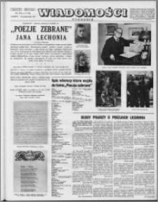 Wiadomości, R. 8 nr 43 (395), 1953