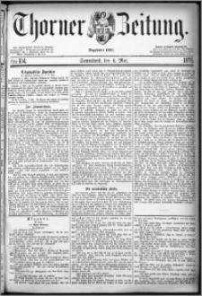 Thorner Zeitung 1878, Nro. 104