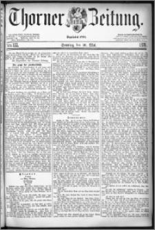 Thorner Zeitung 1878, Nro. 122