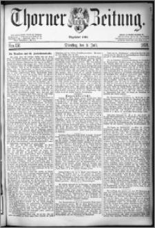 Thorner Zeitung 1878, Nro. 151